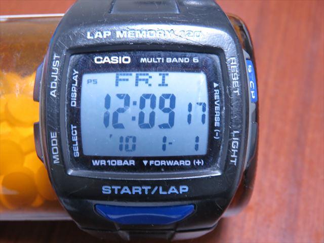 愛用している腕時計|カシオフィズ