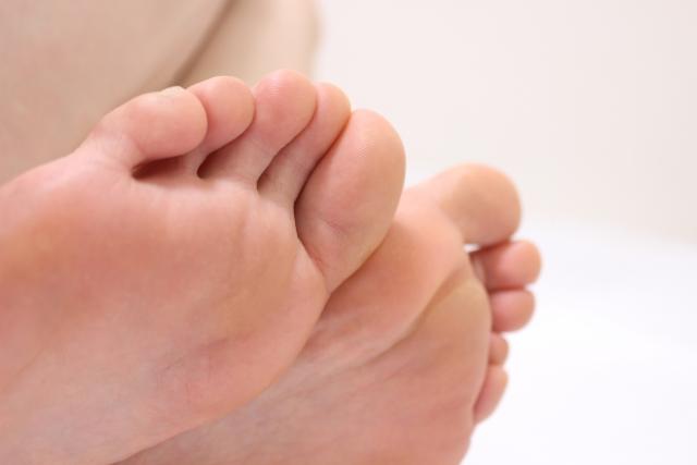 足の裏の水虫